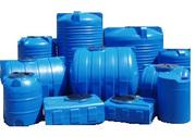 Пластиковые резервуары емкости для воды Чернигов Прилуки