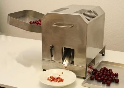 Машина для удаления косточек для вишни,  черешни 100 кг/час