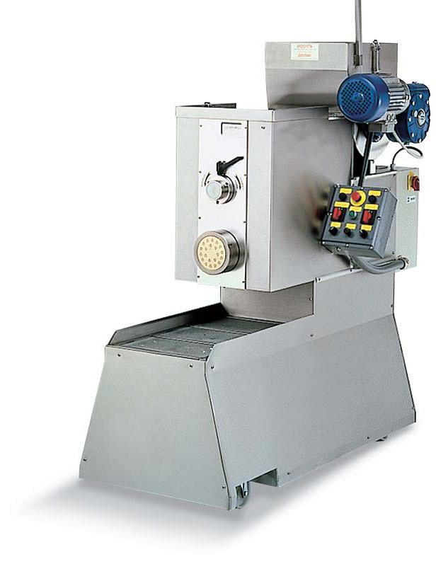 Машина для производства макарон,  ленты теста 40-50 кг/ч