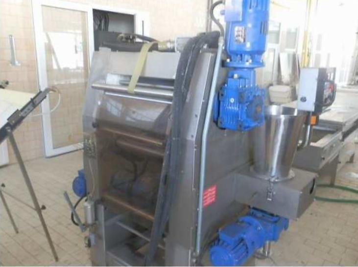 Автоматическая линия для производства пельменей 250-300 кг/час б/у