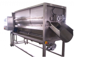 Промышленное оборудование для чистки овощей (корнеплодов)