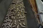Линия для производства классических сухарей