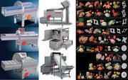 Универсальная машина по нарезке мяса и колбасы